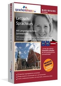 Lettisch Basiskurs