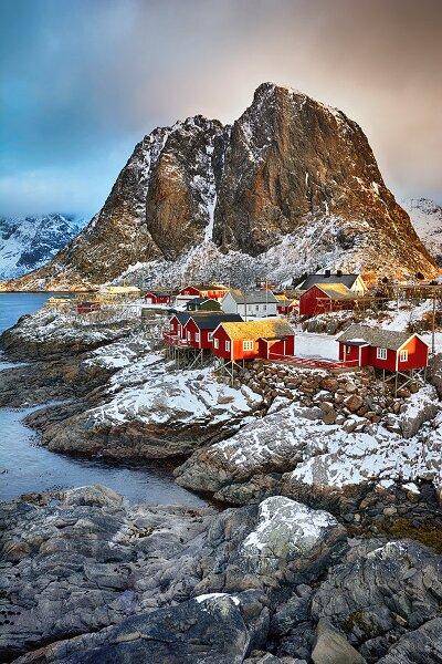 Kennenlernen norwegisch