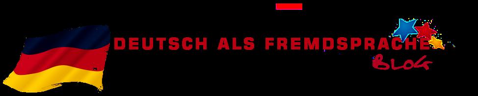 Deutsch als Fremdsprache lernen Blog