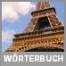 Französisch-Wörterbuch
