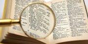 Digitales Wörterbuch und Suche